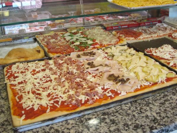 Pizza e Calzoni